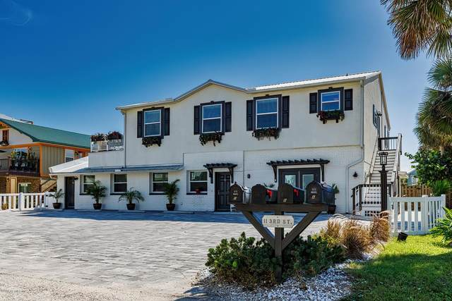 11 3RD St, St Augustine Beach, FL 32080 (MLS #1078768) :: The Hanley Home Team