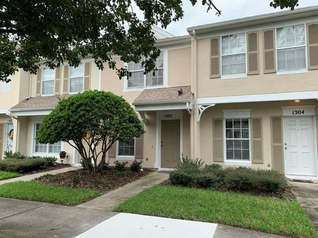 8230 Dames Point Crossing Blvd #1303, Jacksonville, FL 32277 (MLS #1078785) :: Homes By Sam & Tanya