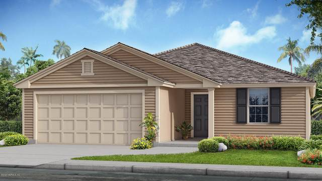 2984 Rock Creek Ct, GREEN COVE SPRINGS, FL 32043 (MLS #1078815) :: Menton & Ballou Group Engel & Völkers
