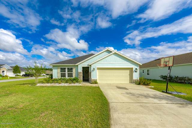 21 Great Pond Way, St Augustine, FL 32092 (MLS #1078821) :: The Hanley Home Team