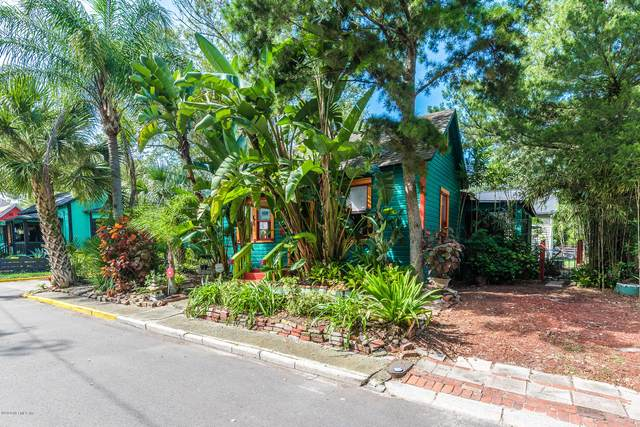 80 Lincoln St, St Augustine, FL 32084 (MLS #1078844) :: Noah Bailey Group