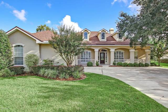857 Cloudberry Branch Way, St Johns, FL 32259 (MLS #1078855) :: Military Realty