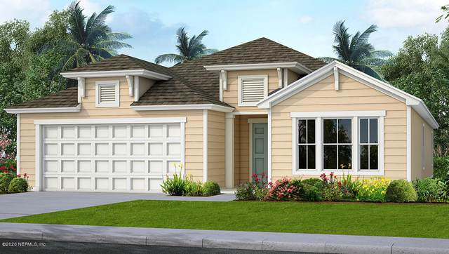 10183 Pampas Fox Ln, Jacksonville, FL 32222 (MLS #1078909) :: The Volen Group, Keller Williams Luxury International