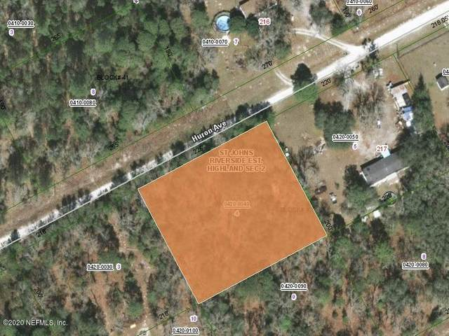 213 Huron Ave, Satsuma, FL 32189 (MLS #1078922) :: EXIT Real Estate Gallery
