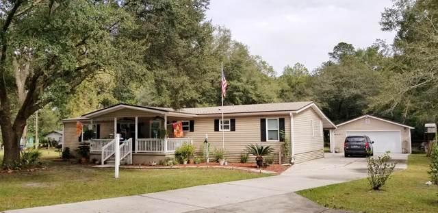 27171 Indiana St, Hilliard, FL 32046 (MLS #1078964) :: Memory Hopkins Real Estate
