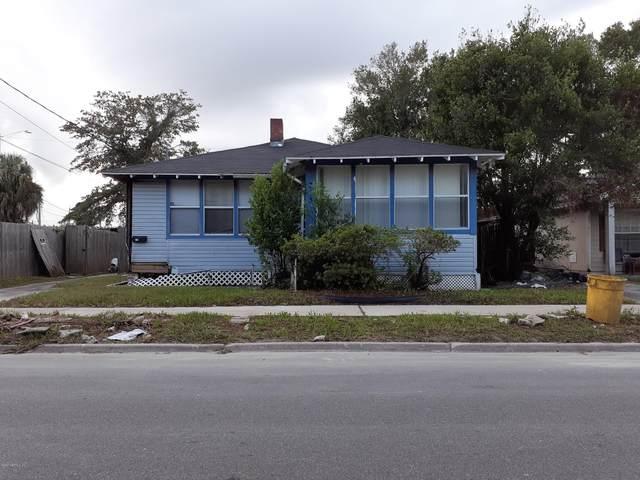 318 W 16TH St, Jacksonville, FL 32206 (MLS #1079008) :: Keller Williams Realty Atlantic Partners St. Augustine