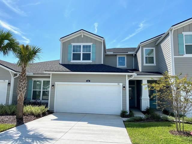 101 Leeward Island Dr, St Augustine, FL 32080 (MLS #1079060) :: The Hanley Home Team