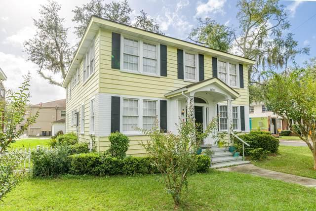 3698 St Johns Ave, Jacksonville, FL 32205 (MLS #1079093) :: MavRealty
