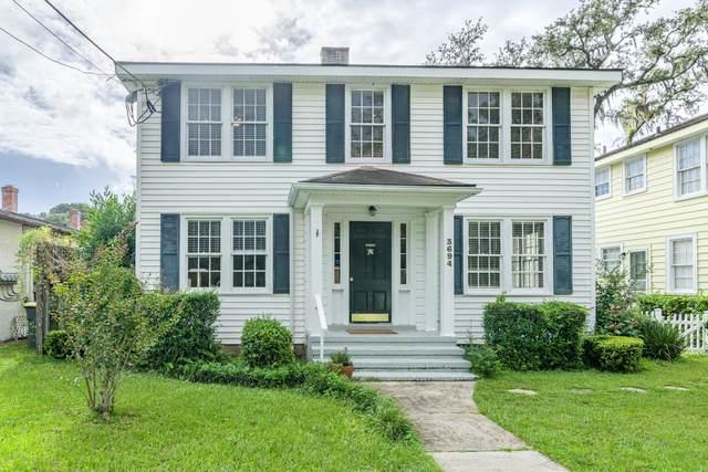 3694 St Johns Ave, Jacksonville, FL 32205 (MLS #1079094) :: 97Park