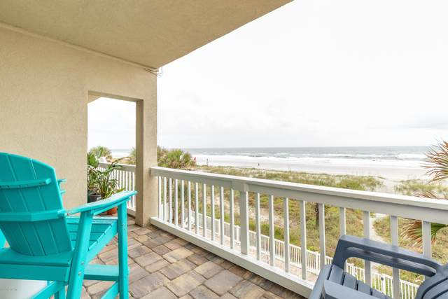 811 1ST St S #12, Jacksonville Beach, FL 32250 (MLS #1079160) :: EXIT Real Estate Gallery
