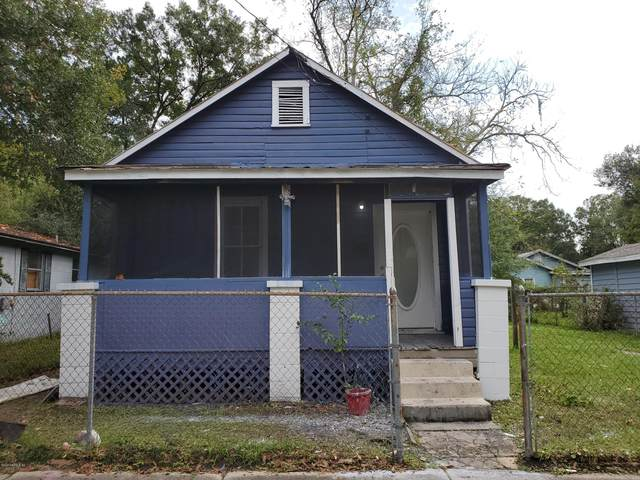 1554 W 17TH St, Jacksonville, FL 32209 (MLS #1079179) :: The DJ & Lindsey Team