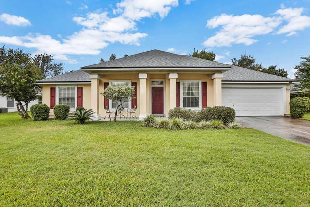 1311 Red Maple Ct, Orange Park, FL 32073 (MLS #1079180) :: The Volen Group, Keller Williams Luxury International