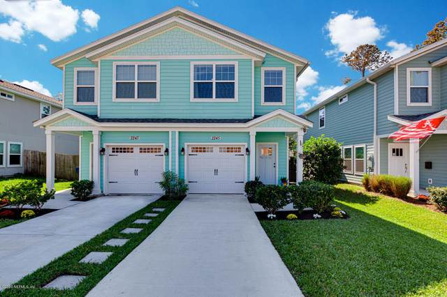 2245 Pine Pl, Neptune Beach, FL 32266 (MLS #1079199) :: EXIT Real Estate Gallery