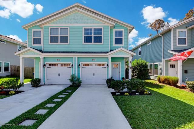 2245 Pine Pl, Neptune Beach, FL 32266 (MLS #1079199) :: The Volen Group, Keller Williams Luxury International