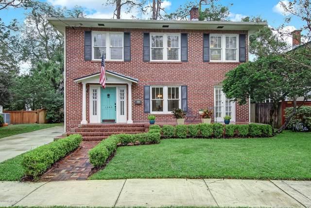 1389 Belvedere Ave, Jacksonville, FL 32205 (MLS #1079201) :: Berkshire Hathaway HomeServices Chaplin Williams Realty