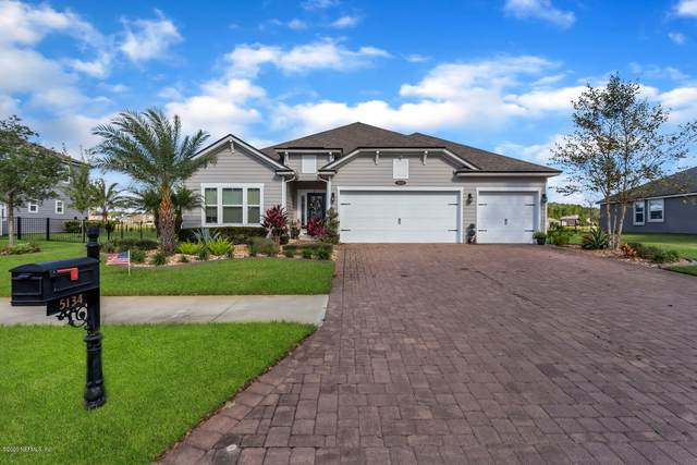 5134 Clapboard Creek Dr, Jacksonville, FL 32226 (MLS #1079206) :: Olson & Taylor | RE/MAX Unlimited