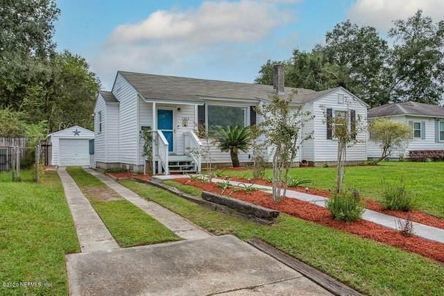 1383 Pinegrove Ct, Jacksonville, FL 32205 (MLS #1079213) :: Homes By Sam & Tanya
