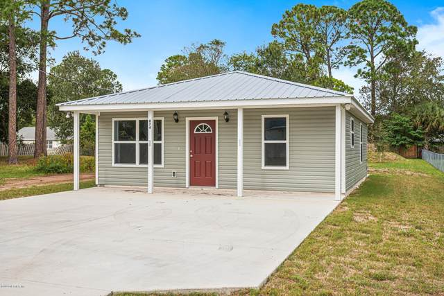 874 Ervin St, St Augustine, FL 32084 (MLS #1079218) :: Keller Williams Realty Atlantic Partners St. Augustine