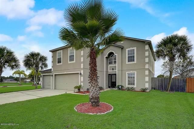 8810 Oxfordshire Dr, Jacksonville, FL 32219 (MLS #1079221) :: The Volen Group, Keller Williams Luxury International