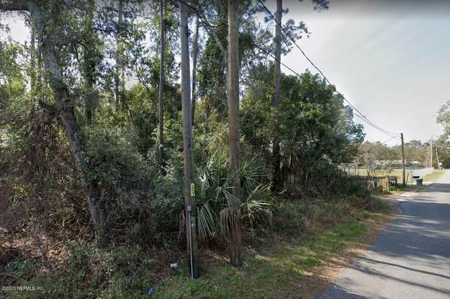 863 Helen Lot 5 St, St Augustine, FL 32084 (MLS #1079253) :: The DJ & Lindsey Team