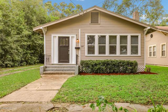 337 W 16TH St, Jacksonville, FL 32206 (MLS #1079312) :: Berkshire Hathaway HomeServices Chaplin Williams Realty