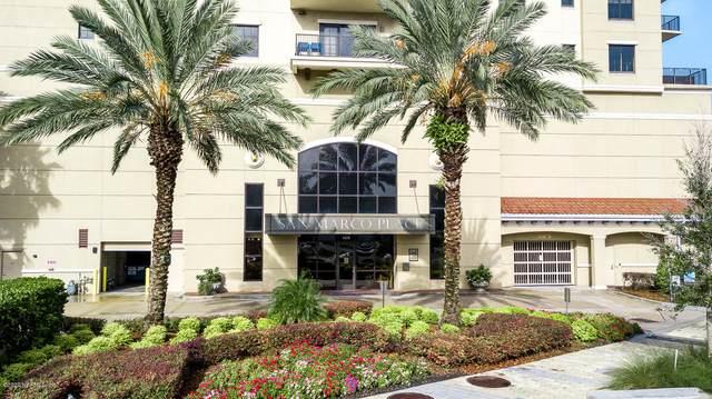 1478 Riverplace Blvd #403, Jacksonville, FL 32207 (MLS #1079434) :: The Coastal Home Group