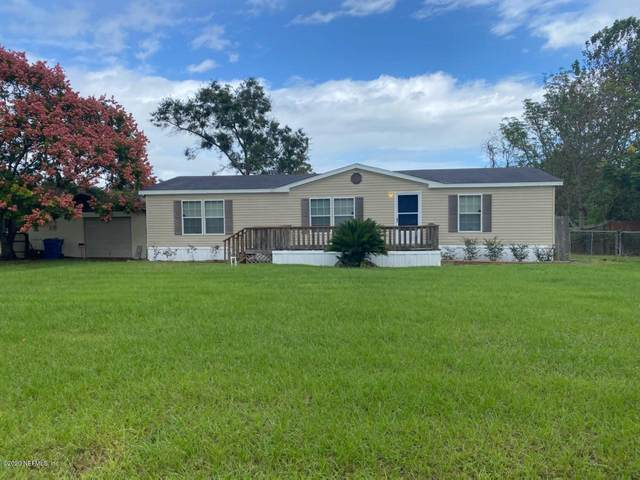 11851 Caney Ln, Jacksonville, FL 32218 (MLS #1079456) :: The Volen Group, Keller Williams Luxury International