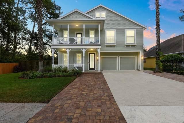 109 Grafft Ln, St Augustine, FL 32084 (MLS #1079526) :: The Volen Group, Keller Williams Luxury International