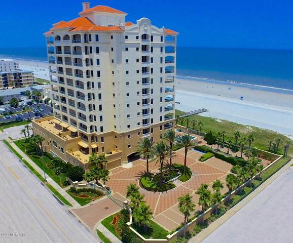 917 1ST St S #602, Jacksonville Beach, FL 32250 (MLS #1079606) :: The Volen Group, Keller Williams Luxury International