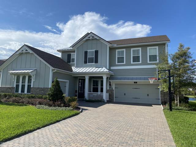 77 Fortress Ave, Ponte Vedra Beach, FL 32081 (MLS #1079638) :: Noah Bailey Group