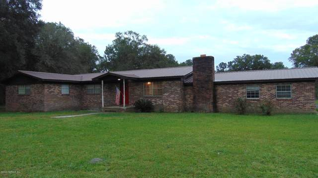 6751 County Road 119, Bryceville, FL 32009 (MLS #1079663) :: Homes By Sam & Tanya