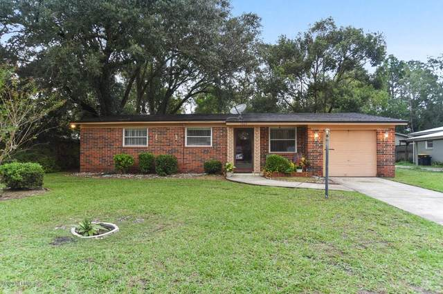 7825 Falcon St, Jacksonville, FL 32244 (MLS #1079690) :: The Hanley Home Team