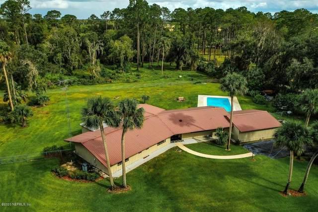 204 Moritani Point Rd, East Palatka, FL 32131 (MLS #1079716) :: Berkshire Hathaway HomeServices Chaplin Williams Realty