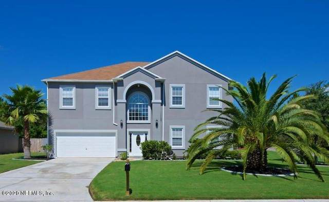 3665 Meadowgreen Ln, Middleburg, FL 32068 (MLS #1079735) :: The DJ & Lindsey Team