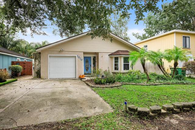 1010 23RD St N, Jacksonville Beach, FL 32250 (MLS #1079792) :: The Volen Group, Keller Williams Luxury International