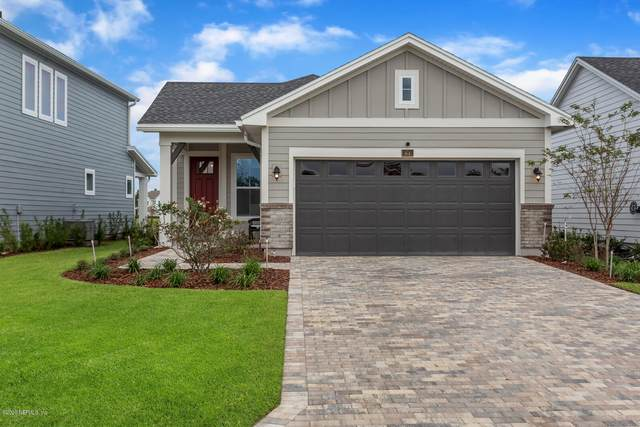 84 Ladson Ct, St Augustine, FL 32092 (MLS #1079815) :: Berkshire Hathaway HomeServices Chaplin Williams Realty