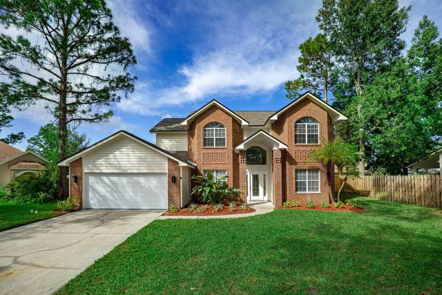 2146 Walkabout Ct, Jacksonville, FL 32224 (MLS #1079823) :: The Hanley Home Team