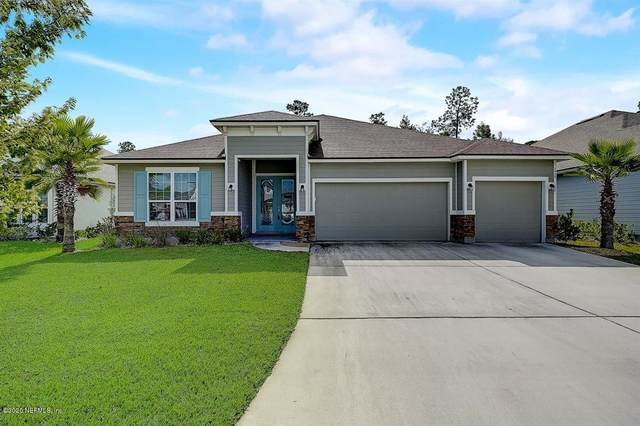 3920 Hammock Bluff Dr, Jacksonville, FL 32226 (MLS #1079849) :: Memory Hopkins Real Estate