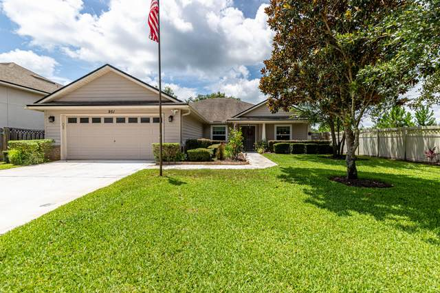 951 Silver Spring Ct, St Augustine, FL 32092 (MLS #1079878) :: The Impact Group with Momentum Realty