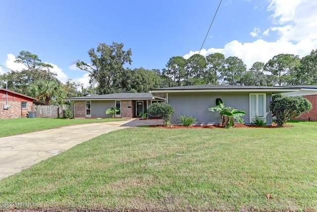 2749 Elisa Dr E, Jacksonville, FL 32216 (MLS #1079880) :: The Hanley Home Team