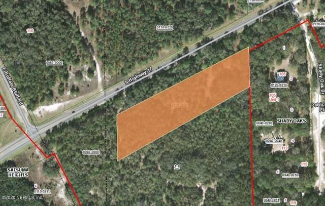 0 S Highway 17, Satsuma, FL 32189 (MLS #1079911) :: Berkshire Hathaway HomeServices Chaplin Williams Realty
