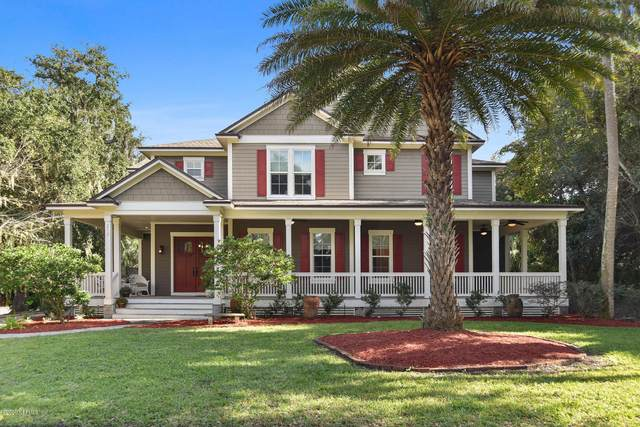 212 Jean Lafitte Blvd, Fernandina Beach, FL 32034 (MLS #1079991) :: Ponte Vedra Club Realty