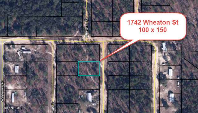 7142 Wheaton St, Keystone Heights, FL 32656 (MLS #1080003) :: MavRealty