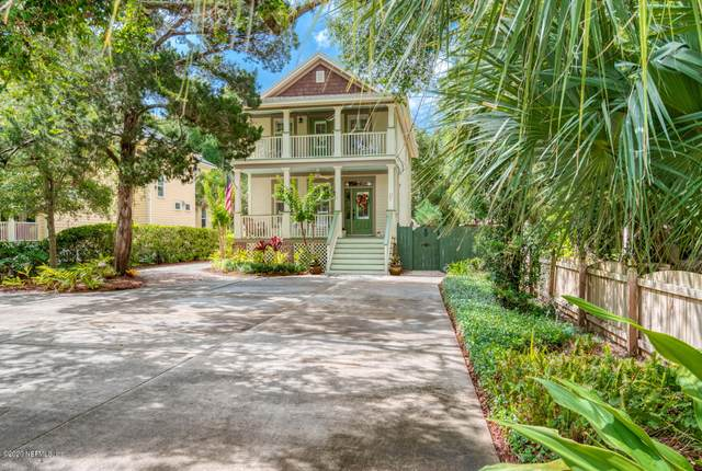 21 E Casanova Rd, St Augustine, FL 32080 (MLS #1080005) :: The Perfect Place Team