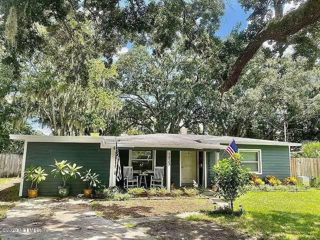 1833 Burkholder Cir E, Jacksonville, FL 32216 (MLS #1080014) :: Military Realty