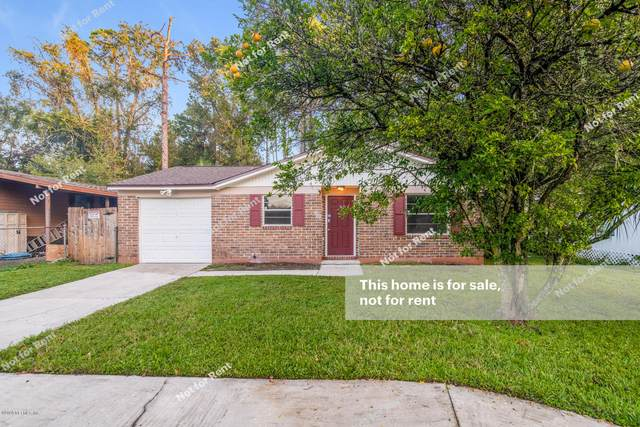 5813 Jason Dr, Jacksonville, FL 32244 (MLS #1080022) :: Homes By Sam & Tanya