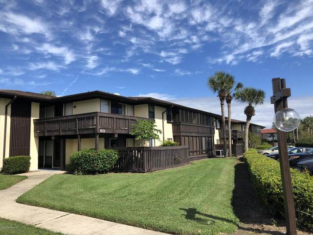 60 Club House Dr #102, Palm Coast, FL 32137 (MLS #1080050) :: The Volen Group, Keller Williams Luxury International