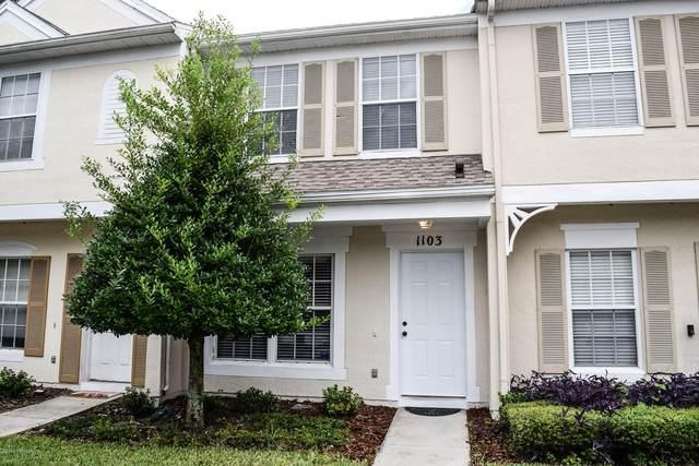 8230 Dames Point Crossing Blvd #1103, Jacksonville, FL 32277 (MLS #1080059) :: Homes By Sam & Tanya