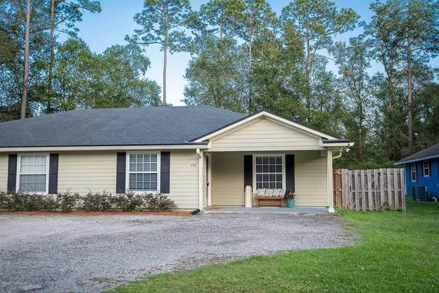 226 Bradford Dr, Starke, FL 32091 (MLS #1080080) :: Berkshire Hathaway HomeServices Chaplin Williams Realty