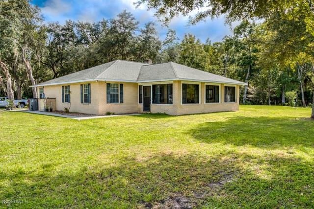 601 Harris Fish Camp Rd, Georgetown, FL 32139 (MLS #1080099) :: Berkshire Hathaway HomeServices Chaplin Williams Realty